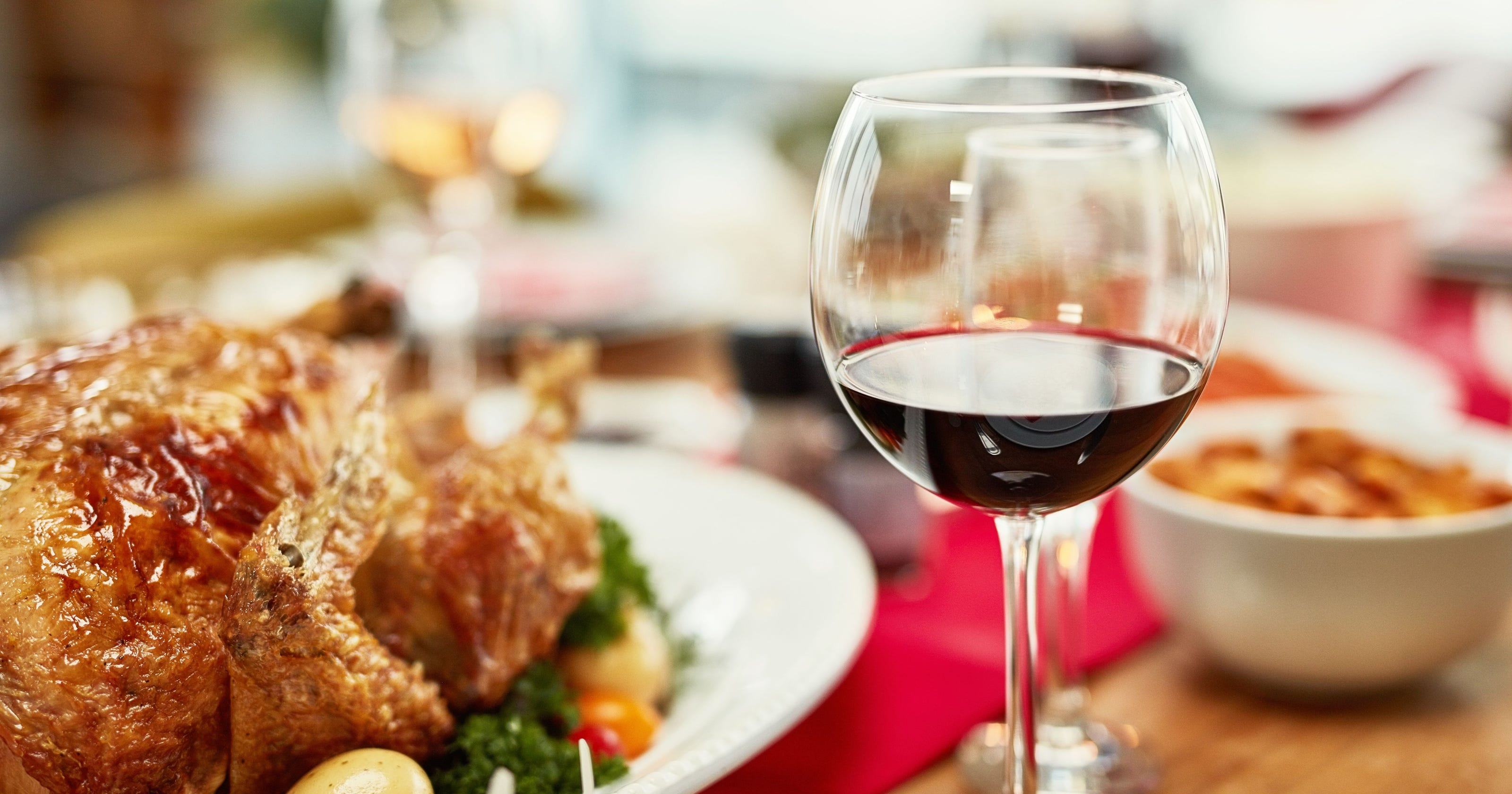 A Guide To Nailing Wine And Beer Selections For Thanksgiving Dinner photo