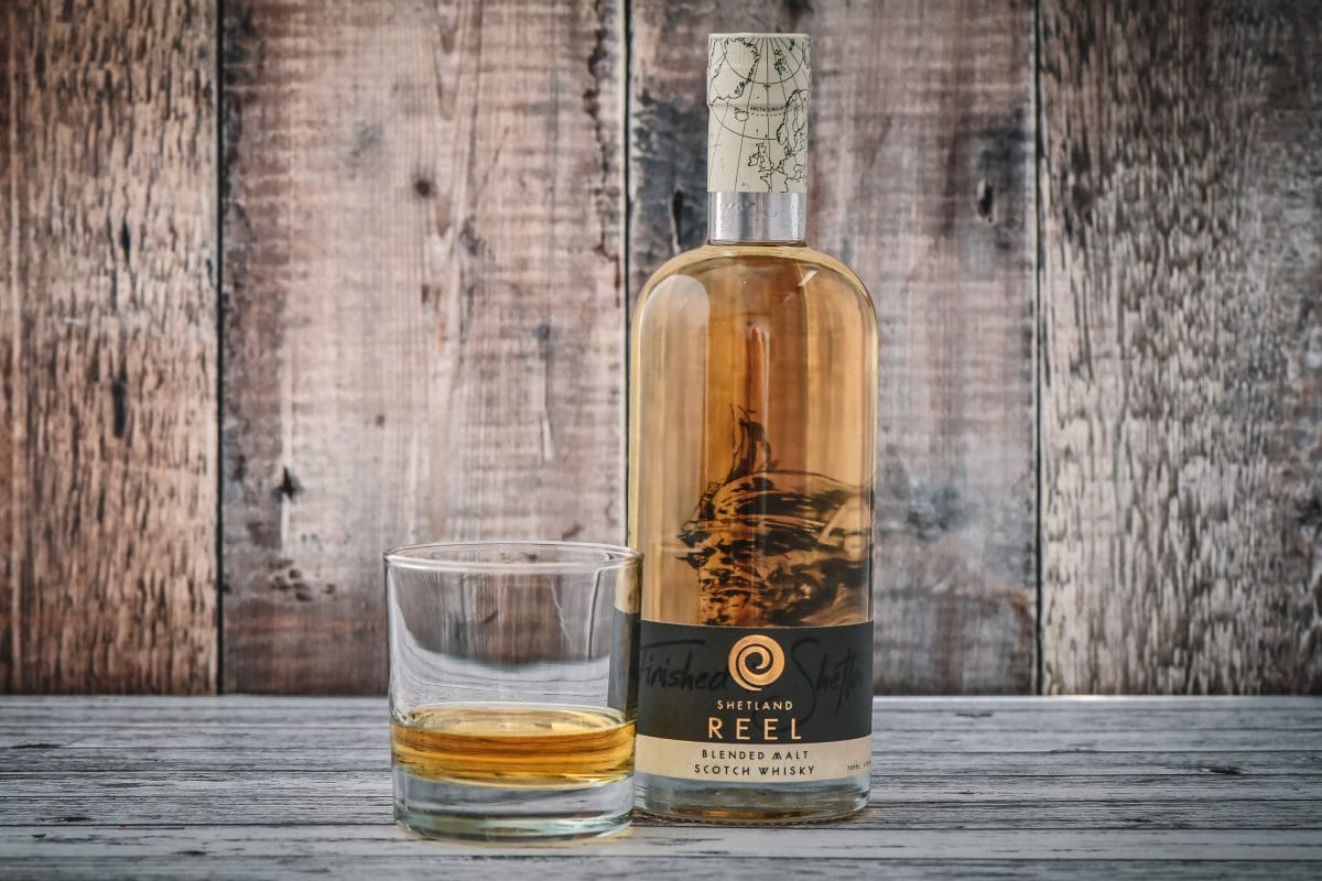 Shetland Distillery Launches Finished In Shetland Blended Malt Scotch Whisky photo
