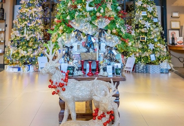 Mission Hill Family Estate Winery To Host Festival Of Trees photo
