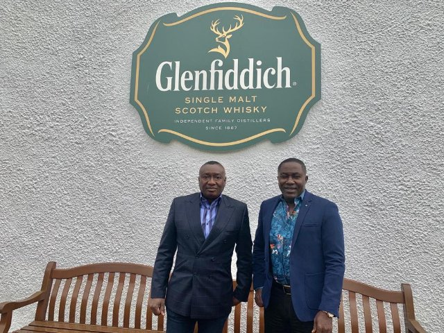 Ultimate Man Of The Year At 2019 Emy Awards Tours Glenfiddich Distillery photo