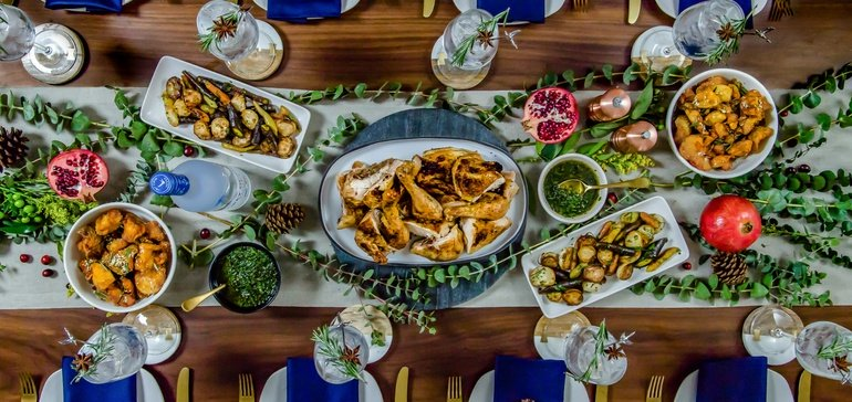 Grey Goose Cooks Up Prepared Meal Service For Holidays photo