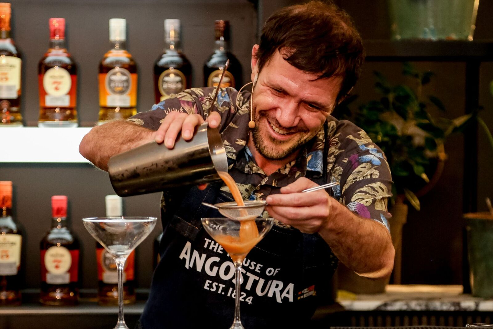 Finalist, Martin Strobos' AGCC 2020 Cocktail Recipes that shook the SA Nationals! photo