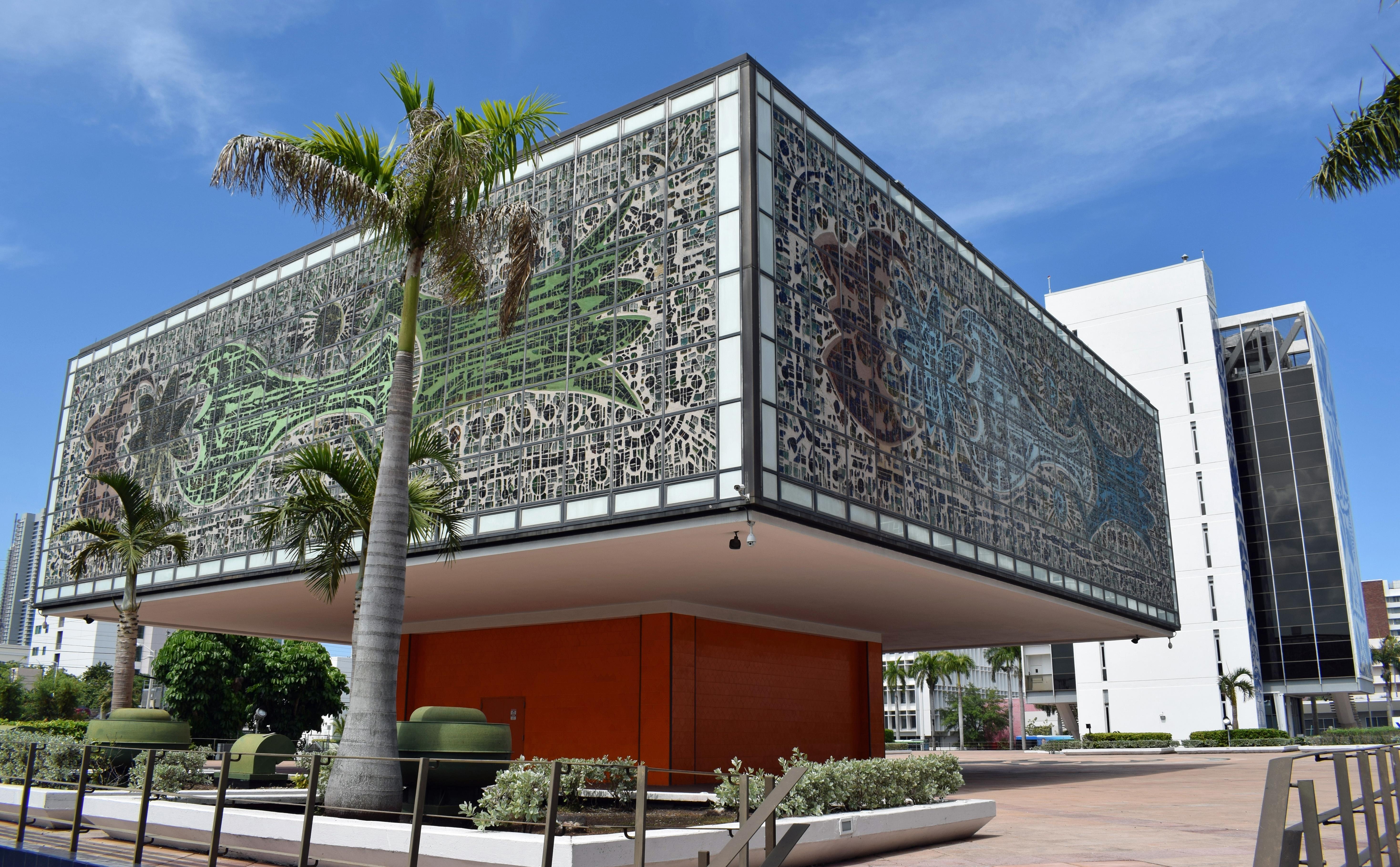 No. 107: Bacardi Complex, 1963/70, Miami photo