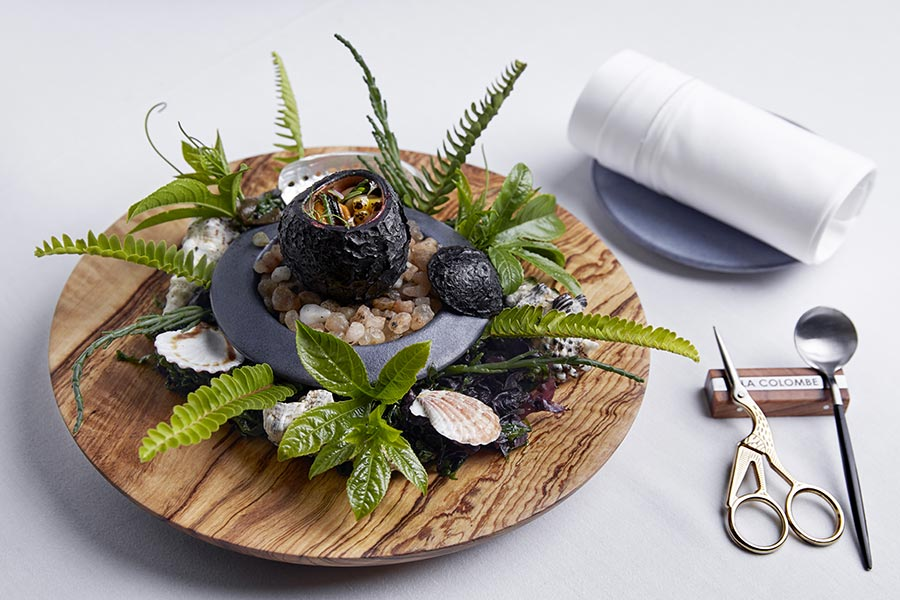 La Colombe Announced As South Africa?s Number One Restaurant At The 2019 Eat Out Mercedes-benz Restaurant Awards photo