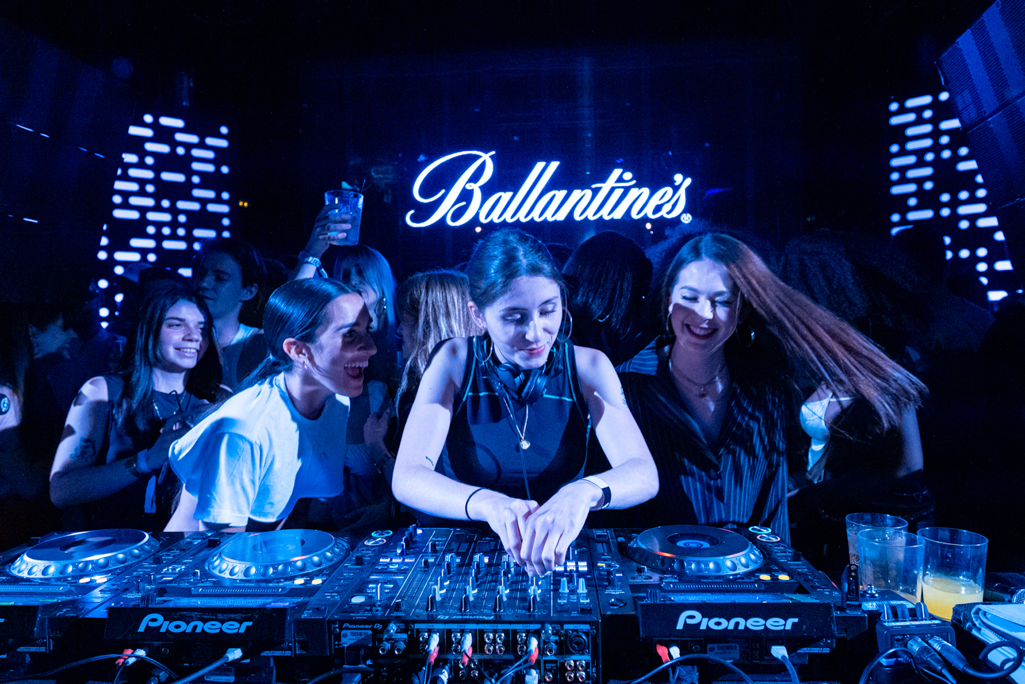 Ballantine's And Boiler Room Have Teamed Up To Create True Music Fund photo
