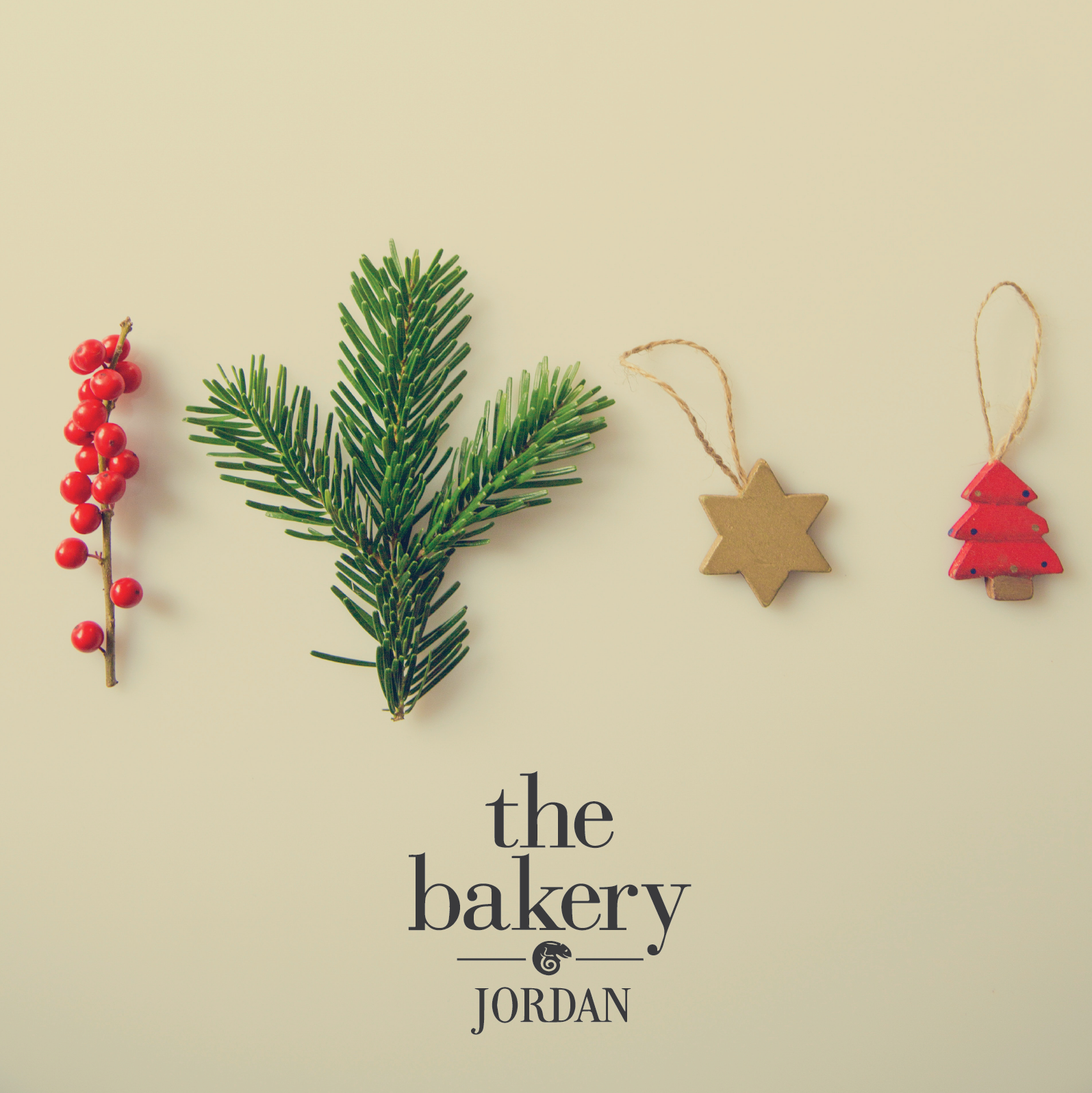 Celebrate with friends and family at The Bakery at Jordan this Christmas Day! photo