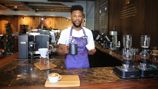 Watch: 8 Minutes With Emea Barista Of The Year 2019 'teddy' Nzama photo