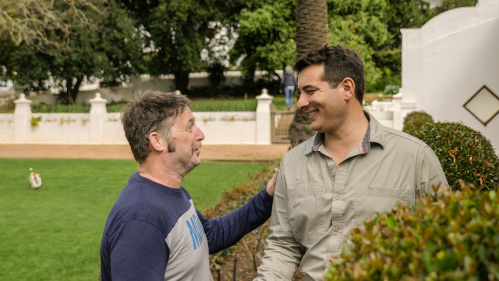 Ben and Thys Diemersdal Estate Releases Sauvignon Blanc from Other Side of the World
