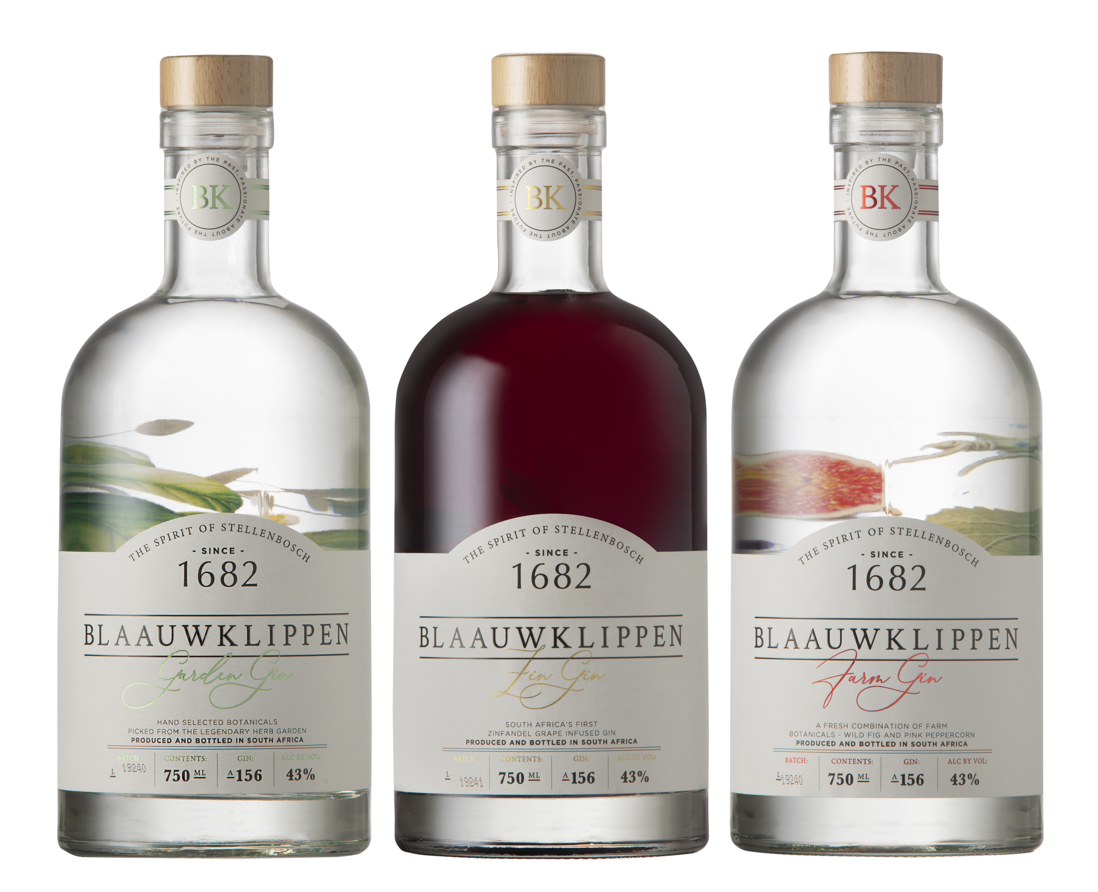 Blaauwklippen Brings Signature Zinfandel Wine into New Gin Range photo