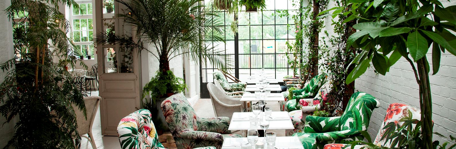Bourne Hollingsworth Buildings 1 Ketel One Vodka Highlights Sustainability With Pop Up Espresso Martini Garden in London