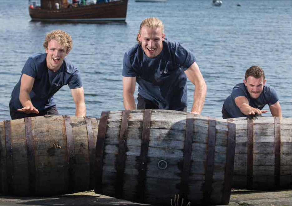 Meet The Brave Scots Brothers Rowing The Atlantic photo