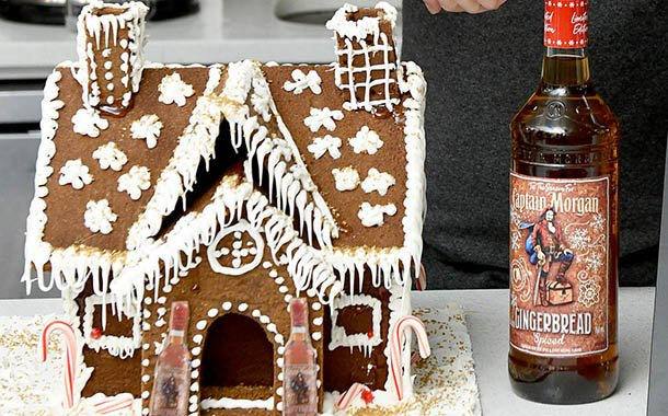 Captain Morgan Launches Limited-edition Gingerbread Spiced Rum photo