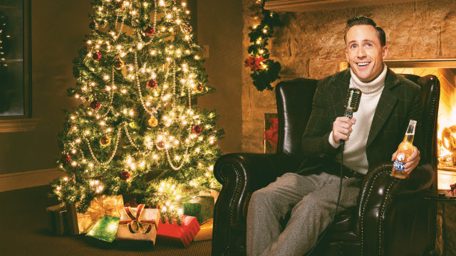 Carlton Dry Crooners Release Christmas Song In Celebration Of Beer photo