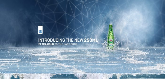 Castle Lite Introduces Their New 250ml Bottle photo