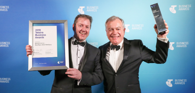 A State-by-state Run-down Of The Telstra Business Awards Winners photo