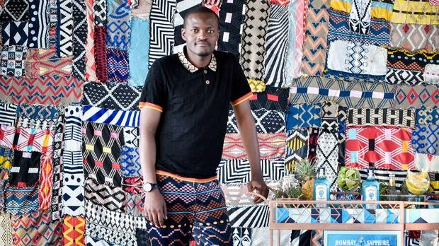 Twitter Blows Hot And Cold After Maxhosa Opens New Store photo