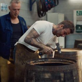 David Beckham Stars In Haig Club Documentary Series photo