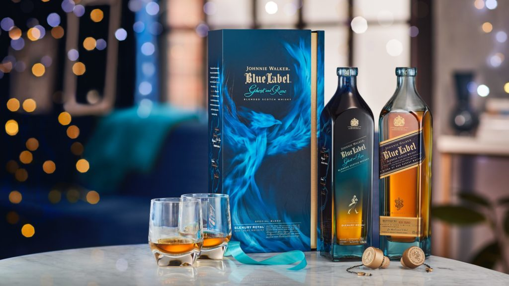 This Limited Edition Johnnie Walker Blue Label Is An Ode To Glenury Royal photo