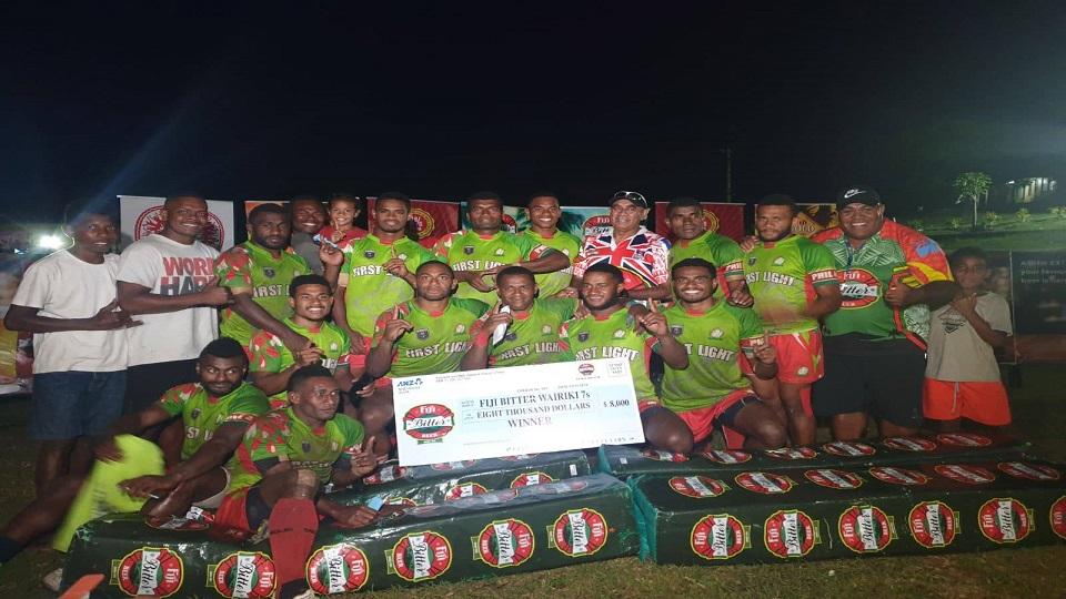 First Light Taveuni Defends Wairiki 7s Title photo