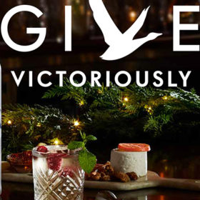 Grey Goose Debuts Give Victoriously Festive Campaign photo