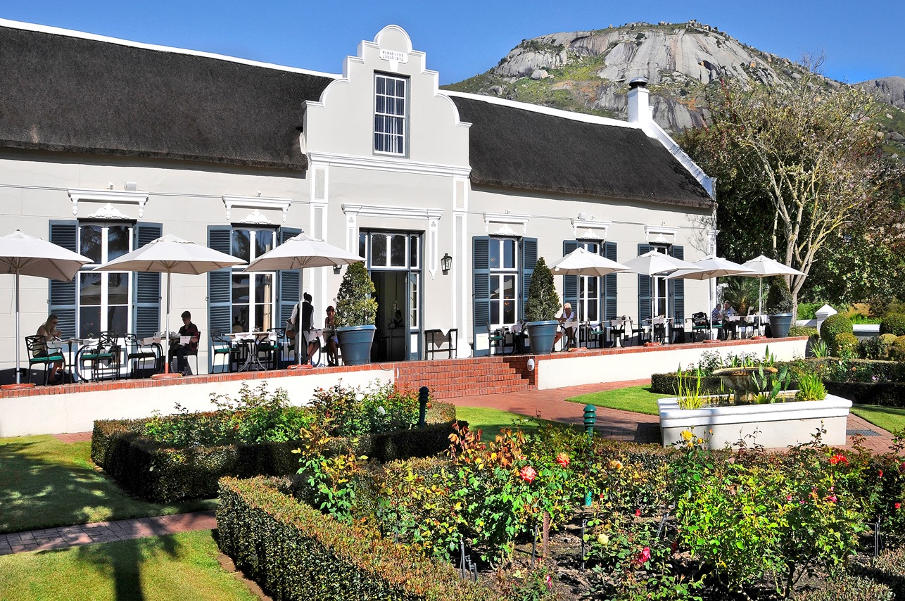 Taste Paarl Perfection At Grande Roche Hotel photo