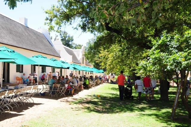 Celebrate Summer At South Africa's Oldest Wine Estate photo