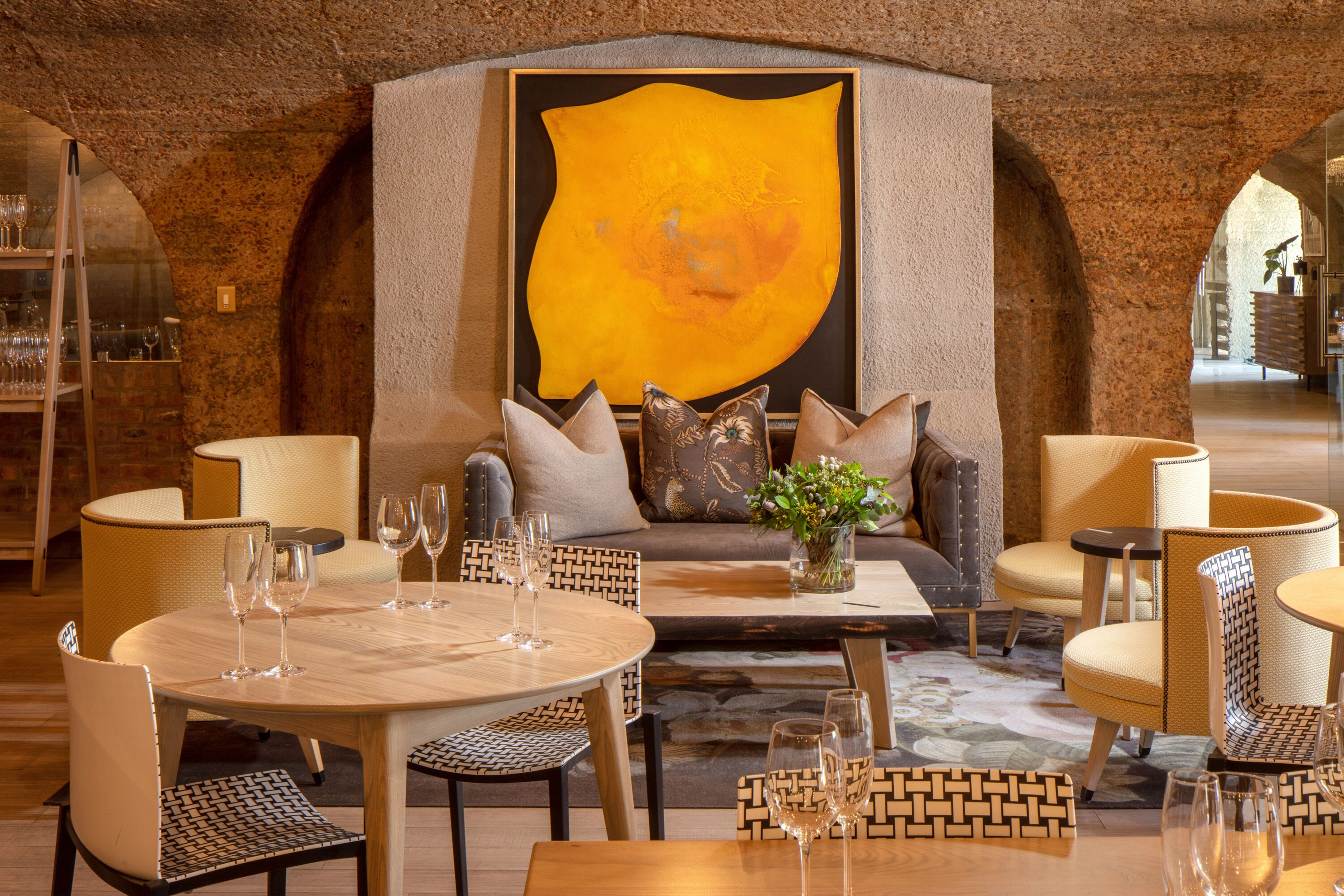 Haute Cabriere Celebrates 25 Years Of Winemaking With A Spectacular Makeover
