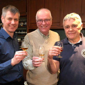 Highland Park Triskelion Brings Together Three Master Whisky Makers photo