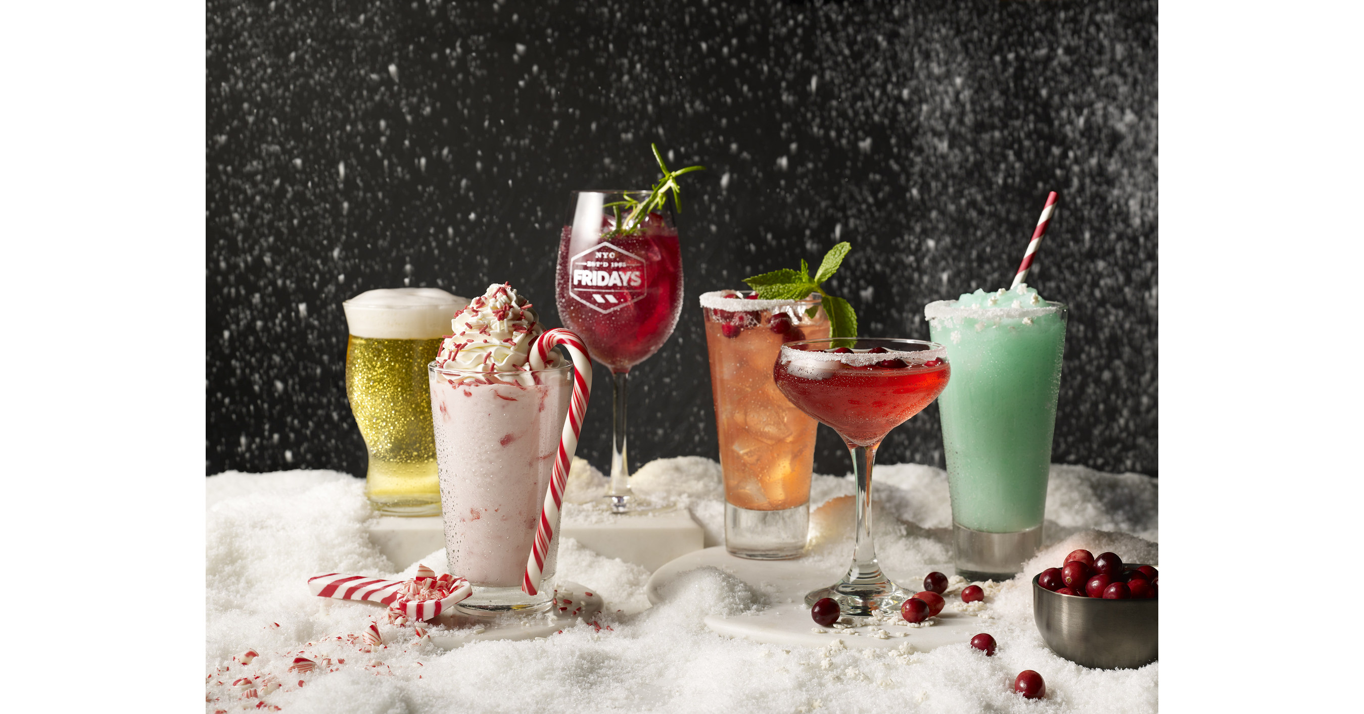Tgi Fridays? And Delish Shake Up Social Media And The Bar Scene With Holiday Cocktail Menu photo