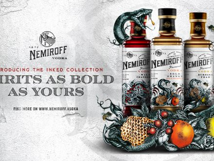 Nemiroff Vodka To Introduce Three Flavour Variants Into Global Travel Retail photo