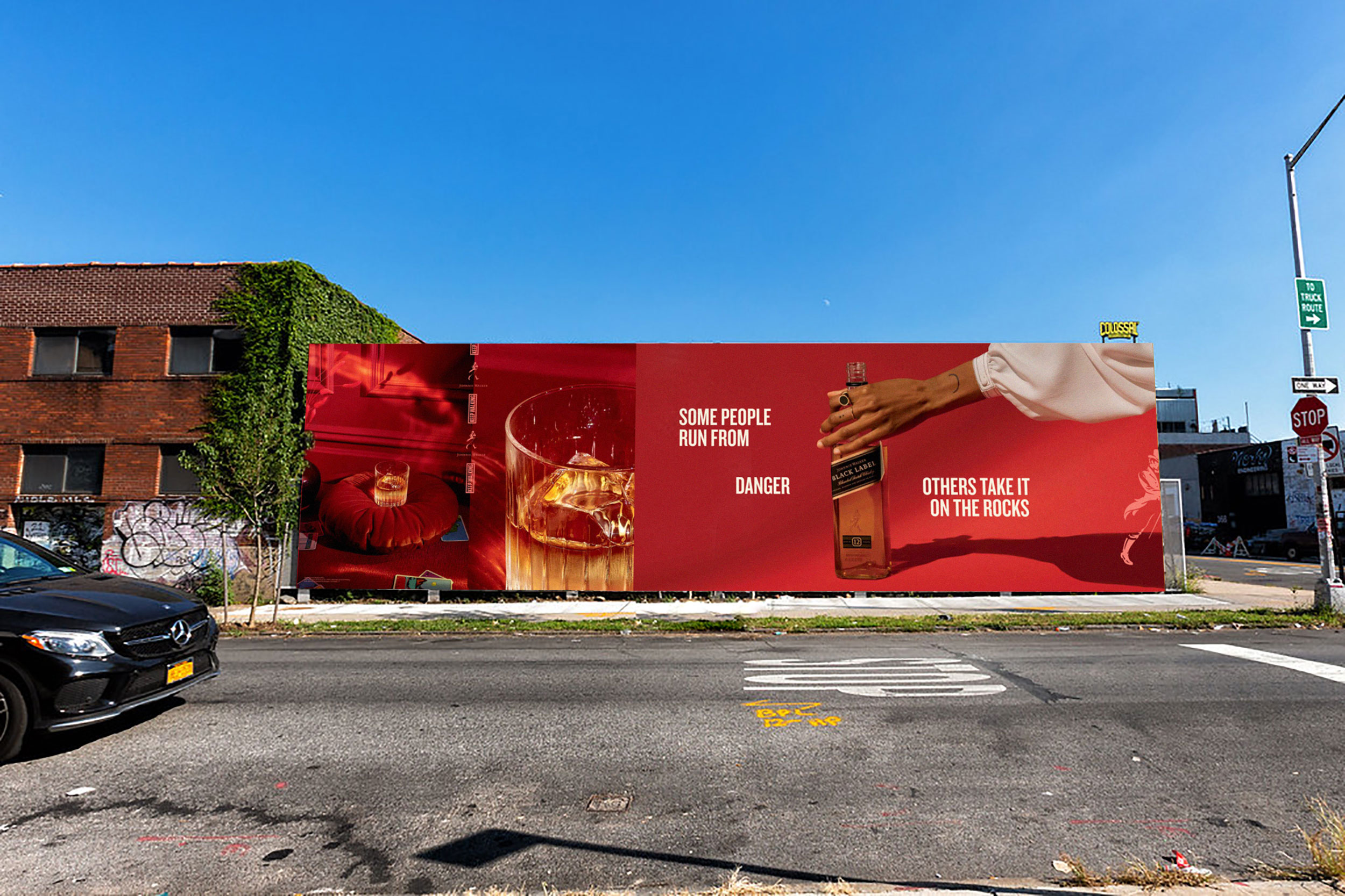 Johnnie Walker, The World's Number One Scotch Whisky, Unveils Vibrant New Look For Iconic Keep Walking Campaign photo