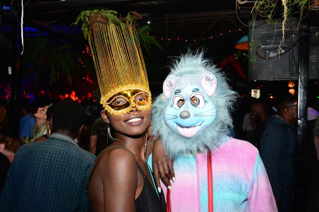 Don Julio Tequila Partners With J?s Bar For A Halloween Masquerade Party photo