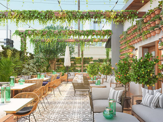 America's First Cannabis Cafe Opens In Los Angeles