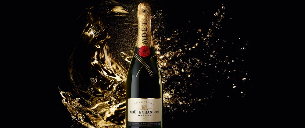 Moët Impérial Champagne Brings Out Limited-edition Festive Bottle photo