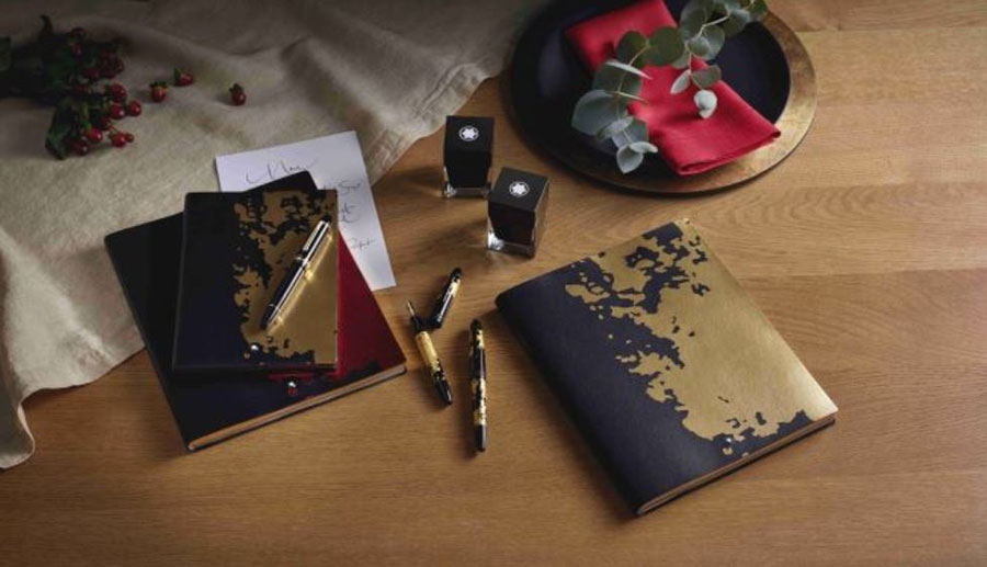 Happy Holidays With Montblanc photo