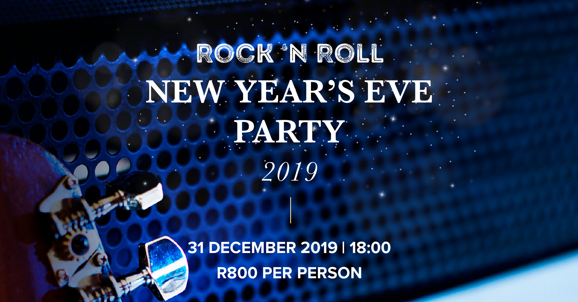 New Years Eve Party FB What is on Benguela Cove's Festive platter?