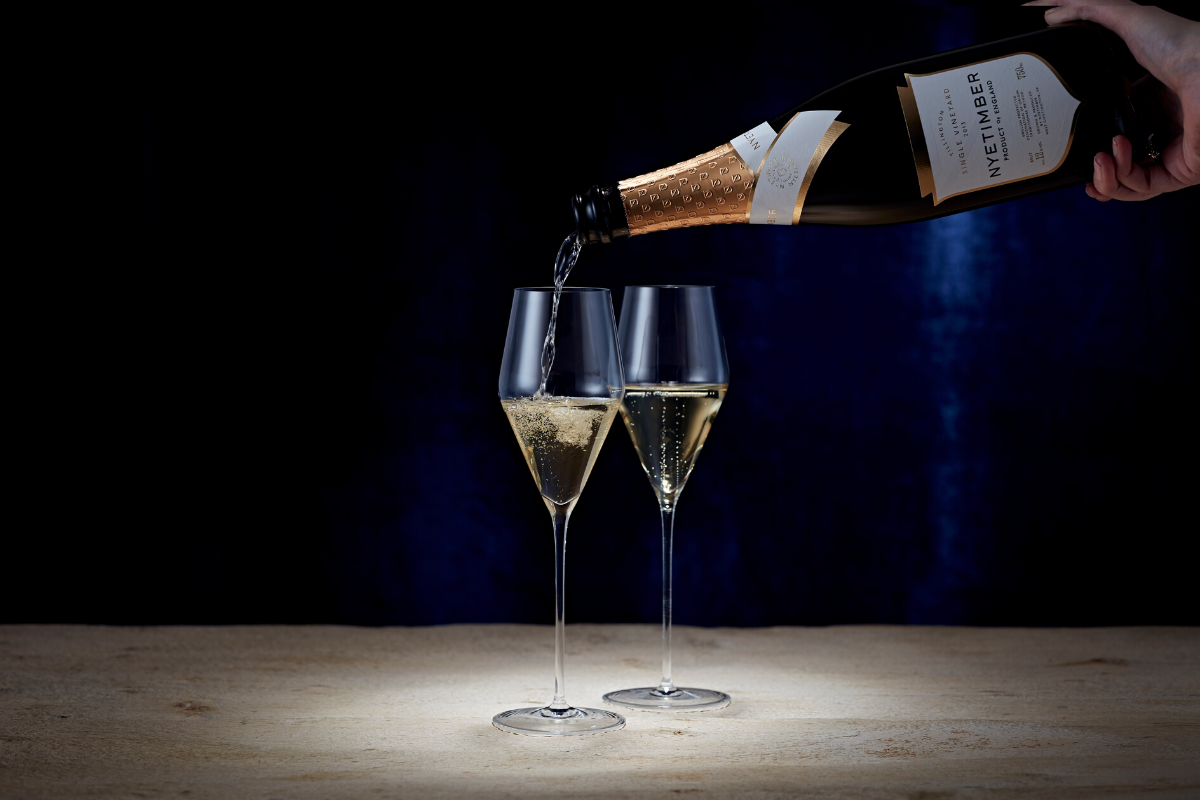 5 Things You Need To Know About English Sparkling Wine Producer Nyetimber photo