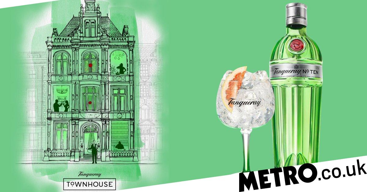 Tanqueray Gin Is Creating A Bar With Personalised Cocktails Based On Your Senses photo