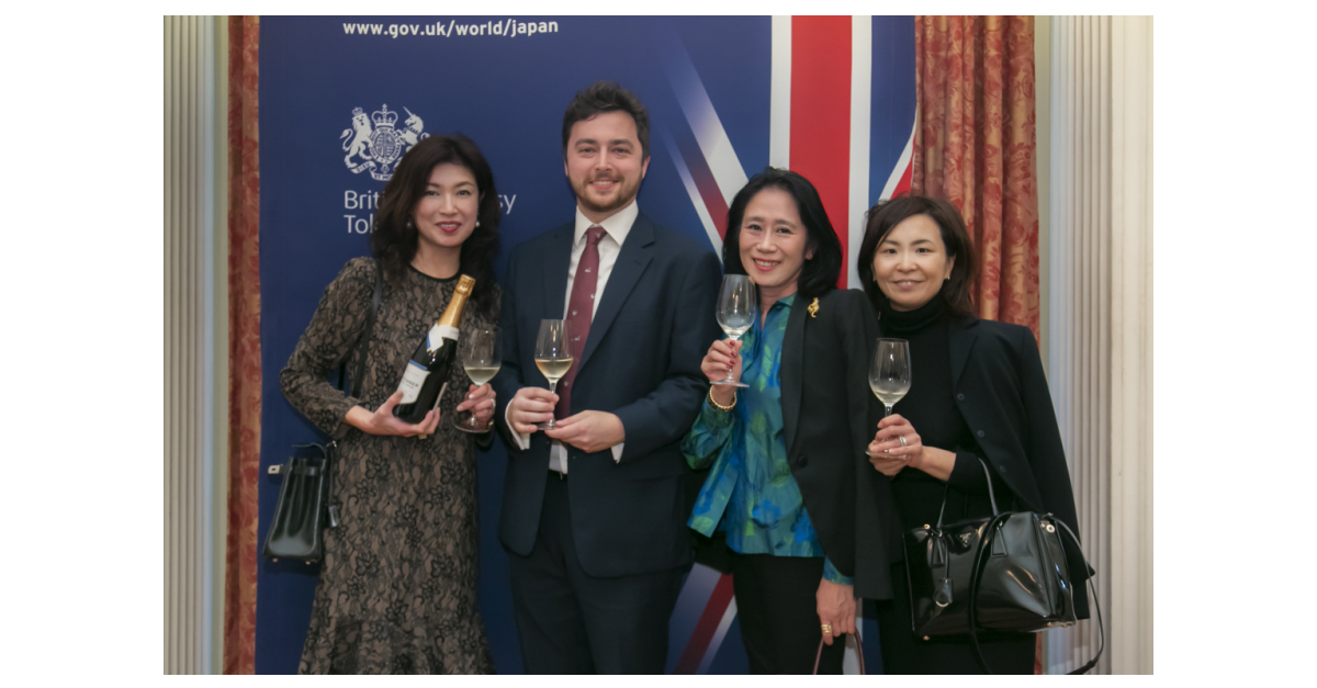 Nyetimber Re-launches In Japan With Ty Creation As Exclusive Importer And Distributor photo