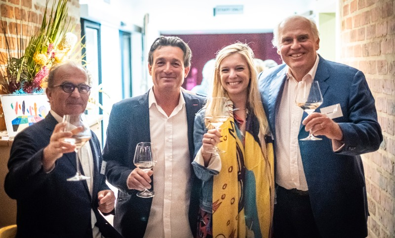 French Flair Brings Pink Valley's Exceptional Rosé Wine to Stellenbosch Helderberg Region photo