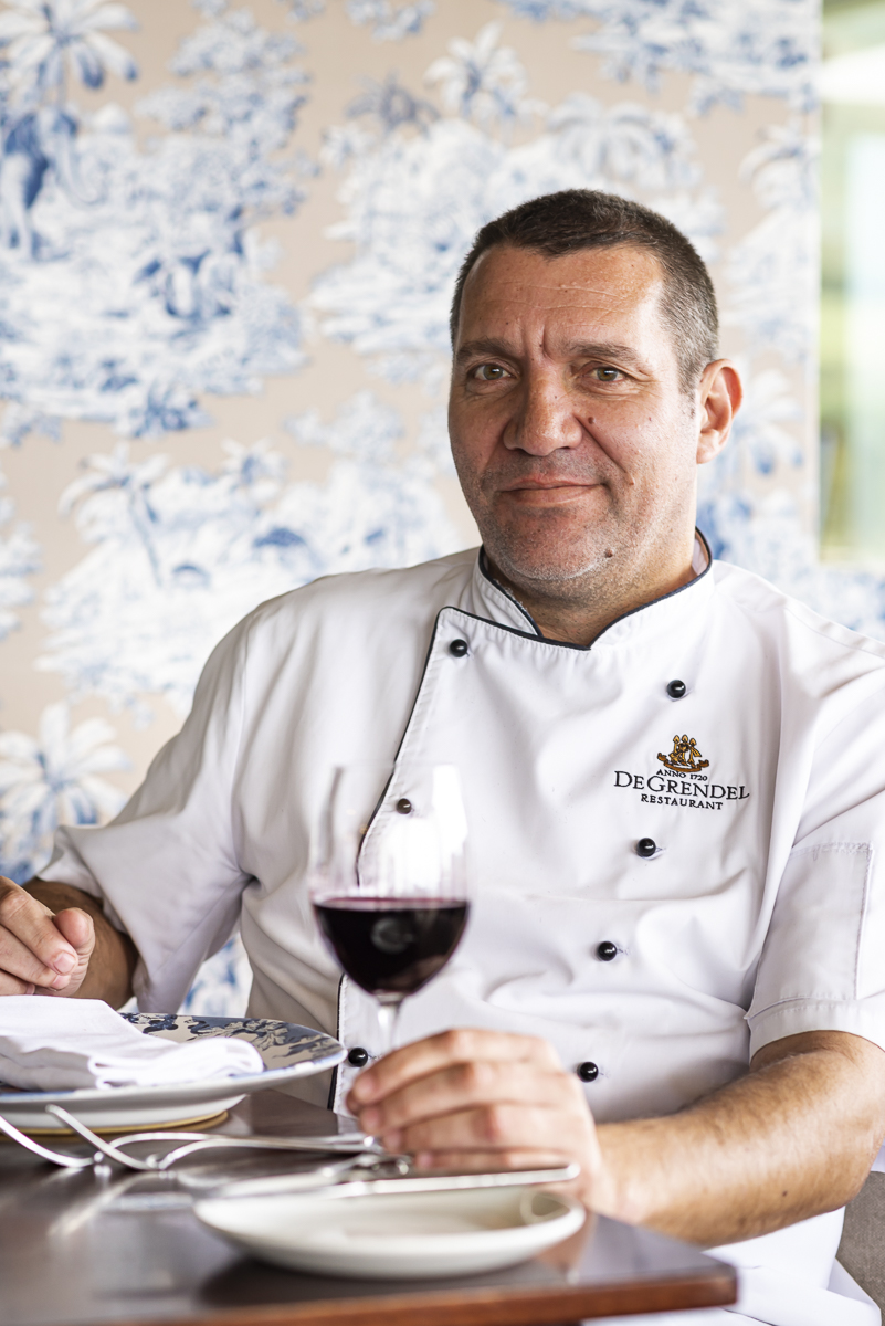 Portraits 482 De Grendel Restaurant is a Top 10 Travellers' Choice for Fine Dining In Africa