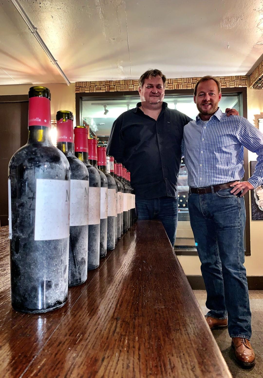 Greg Sherwood Mw: Amidst Profound Change, Sa Fine Wine Finds Favour photo