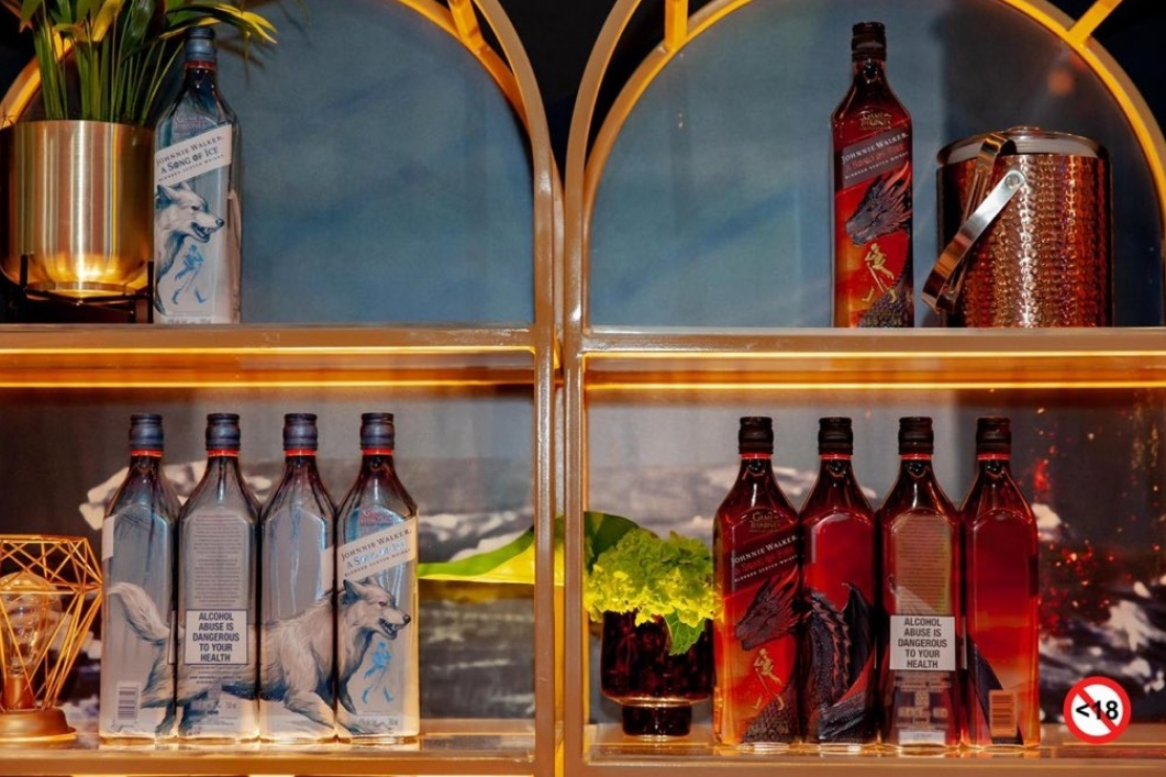 Introducingjohnnie Walker's Collaboration With Game Of Thrones photo
