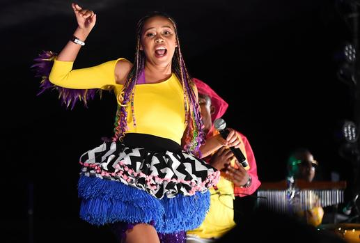 Win A Chance To Meet Sho Madjozi At The Festive Lights Switch-on photo