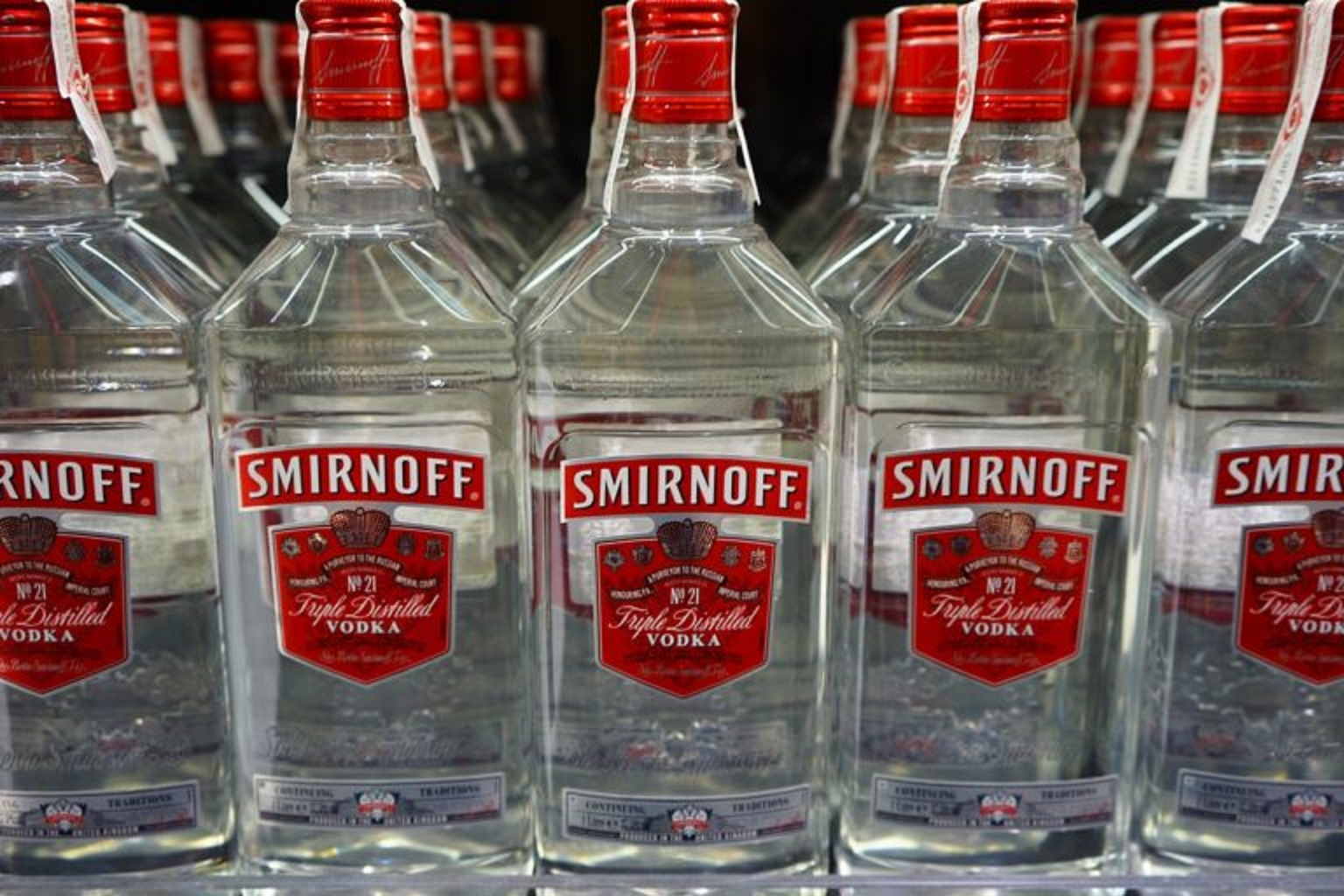 Fake Vodka That Can Cause Blindness And Death Found In Fife Shop And Pub photo