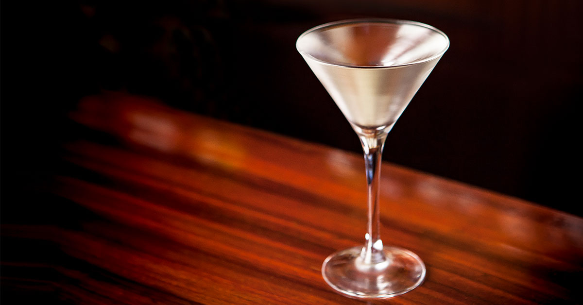 Put Simple Syrup In Your Martini (seriously) photo