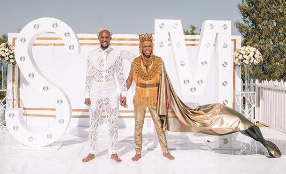 Sa Celebrity Wedding Destinations Revealed photo