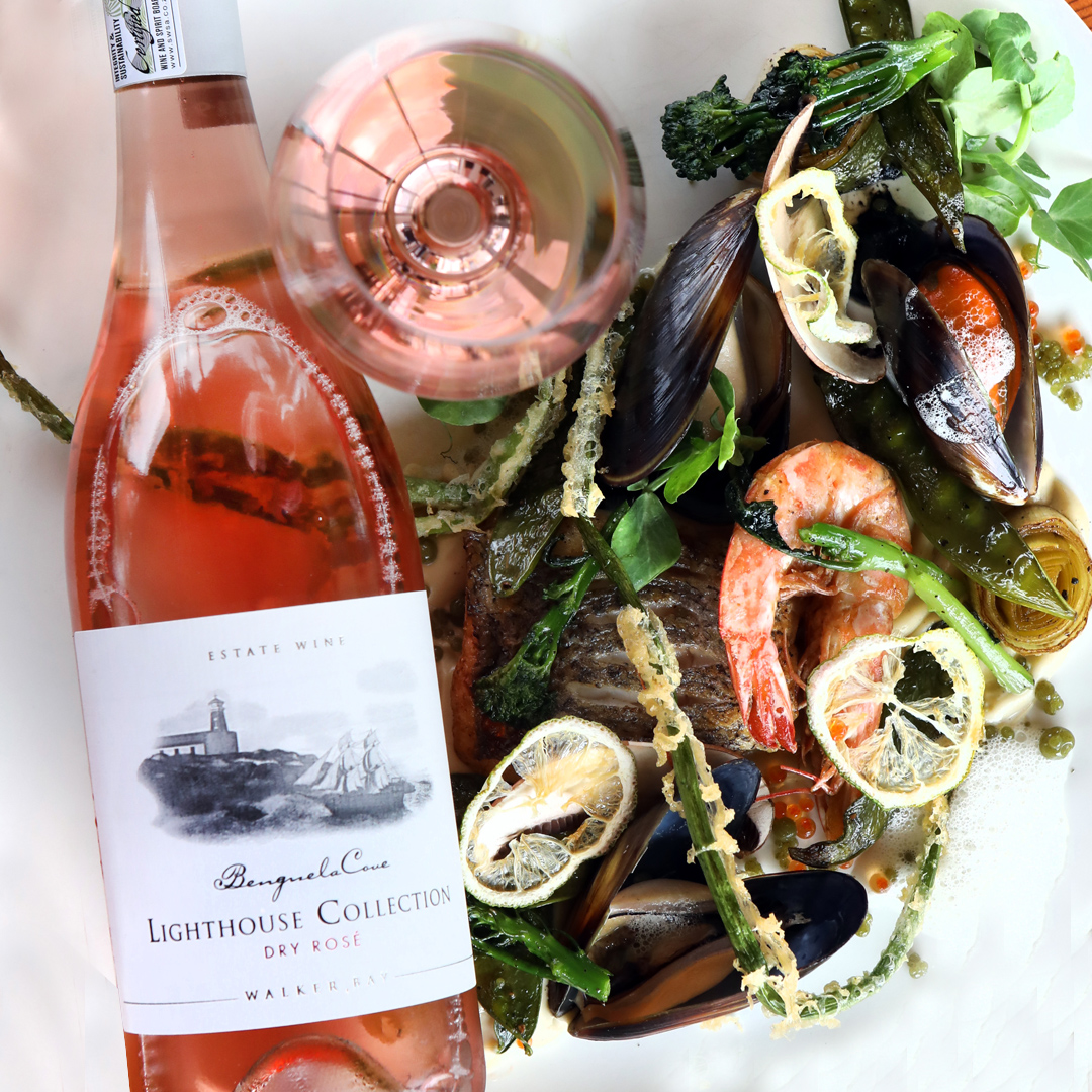 Summerfood What is on Benguela Cove's Festive platter?
