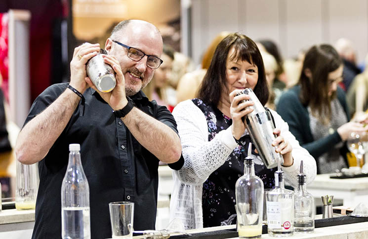 The Gin To My Tonic Show, Cape Town Exciting Brands Confirmed As Cticc Is Filled To The Brim With Gin This Summer photo
