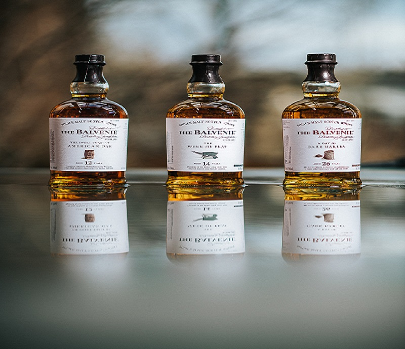 The Balvenie Launches Collection Of Rare Whiskies In Canada photo